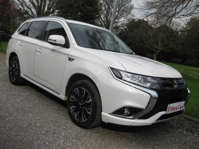 2015 Mitsubishi Outlander HYBRID ,, NEW MODEL ,, €170 TAX