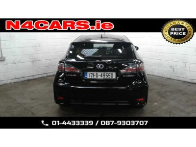 Image 8 for Lexus CT 200h FINANCE 29e / WEEK   ONE OWNER    1.8 CT200H SE-I AUTO   CARTELL MOTORCHECK
