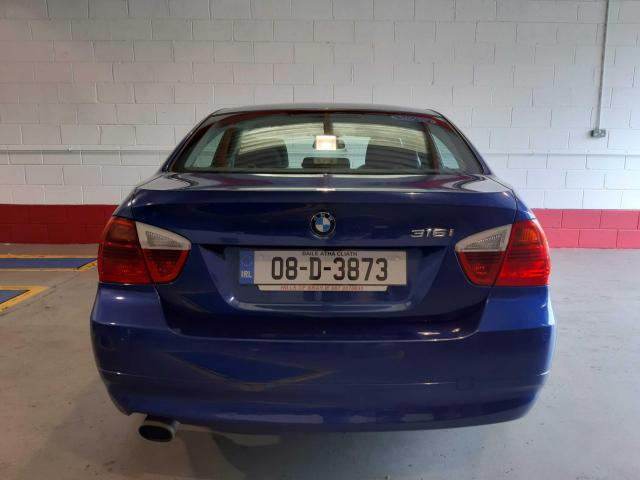 2008 BMW 3 Series 316I SE LOW MILEAGE - HIGH SPEC