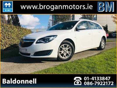 Image 14 for Opel Insignia 2.0 CDTi E/F DESIGN*SAT NAV*ESTATE