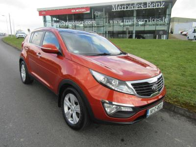 Photos of 2014 Kia SPORTAGE 1.7L Manual