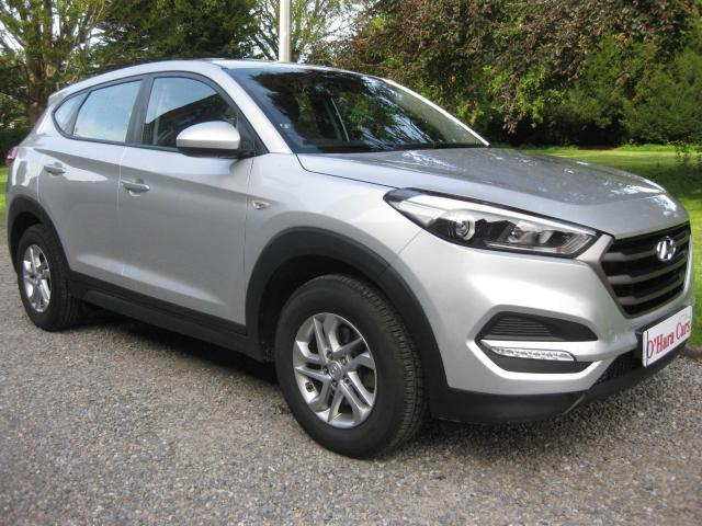 2016 Hyundai Tucson 1.7 CRDI , LOW MILEAGE , €200 TAX