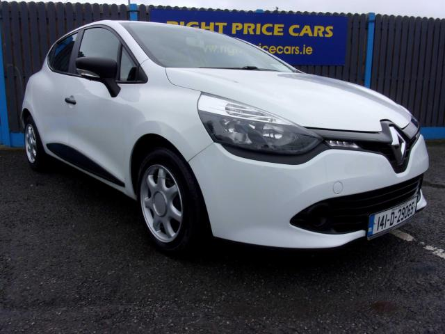 2014 Renault Clio IV Expression 1.2 4DR