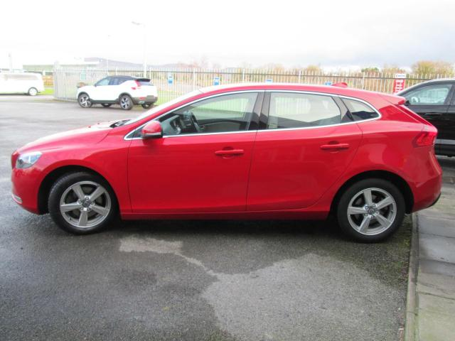 Photos of Volvo V40