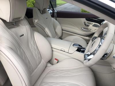 Image 8 for Mercedes-Benz S Class S 63 AMG COUPE  612 BHP AUTO==HUGE SPEC==COST €285K NEW==