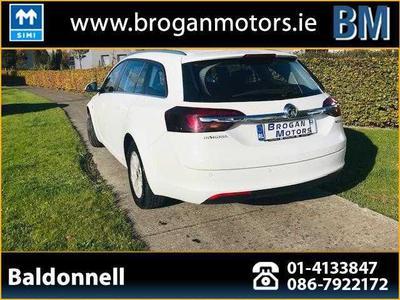 Image 4 for Opel Insignia 2.0 CDTi E/F DESIGN*SAT NAV*ESTATE