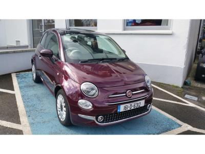 Photos of 2016 Fiat 500 1.2L Manual