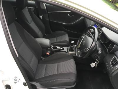 Image 9 for Hyundai i30 1.6 CRDi 110PS Blue Drive Active (68K Miles)