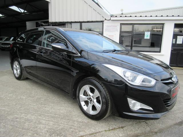 2013 Hyundai i40 1.7 crdi active