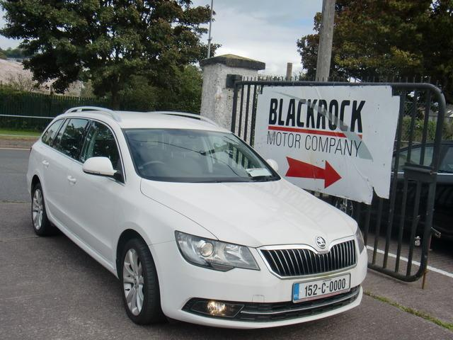 2015 SKODA SUPERB 2.0 TDI CR SE 140PS