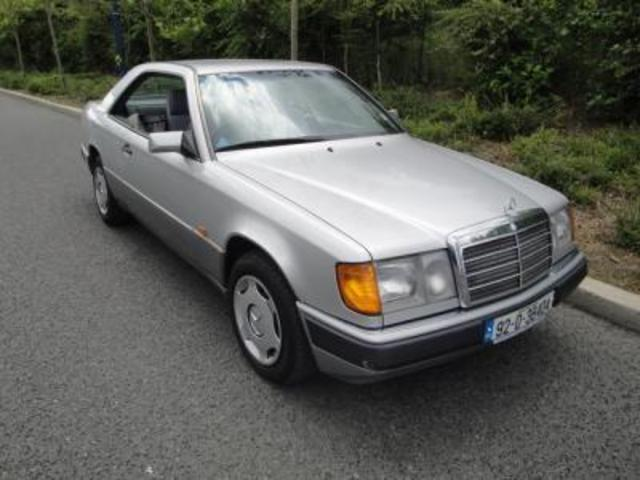1992 mercedes benz 230 230 ce fully refurbished just for Mercedes benz dublin ca
