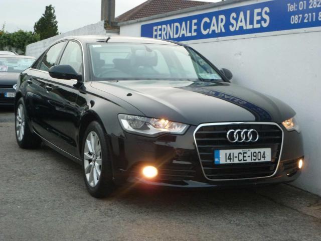2014 Audi A6 2.0 Diesel