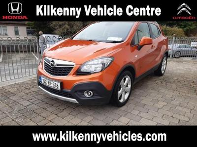 Photos of 2015 Opel MOKKA 1.7L Manual