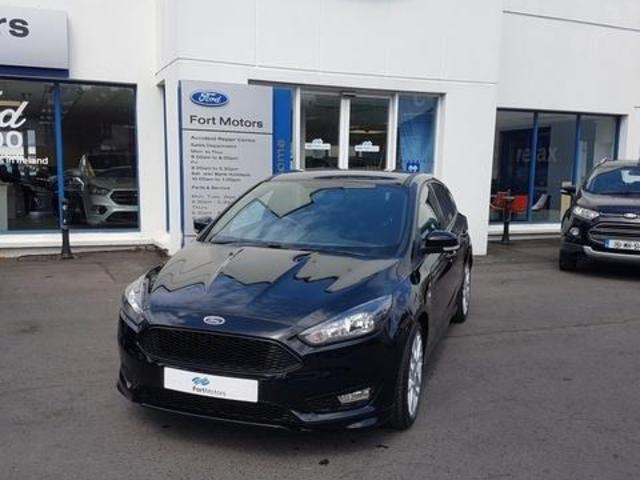 2017 171 Ford Focus St Line 1 0 Petrol Automatic 125p S Price