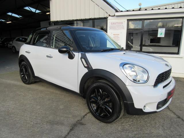 2012 Mini Countryman 2.0 COOPER SD