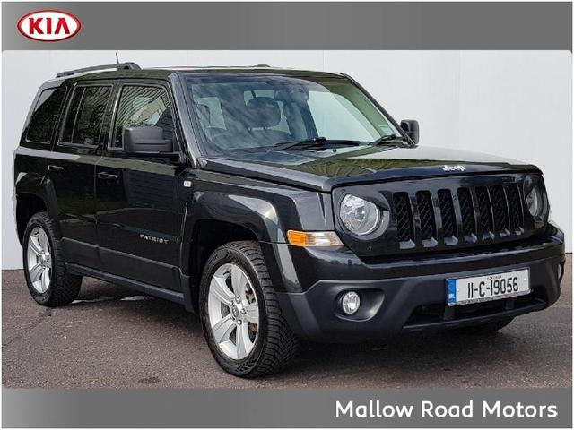 2011 Jeep Patriot 2 2crd Sport Plus 161BHP 5DR, Price