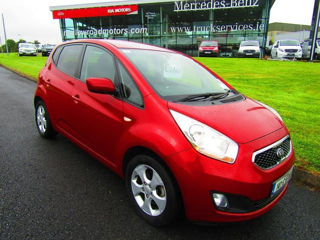 Photo of used car Kia Venga