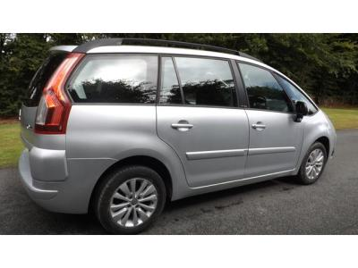 Image 21 for Citroen Grand C4 Picasso 1.6 HDI VTR+ 110HP 7 Seats