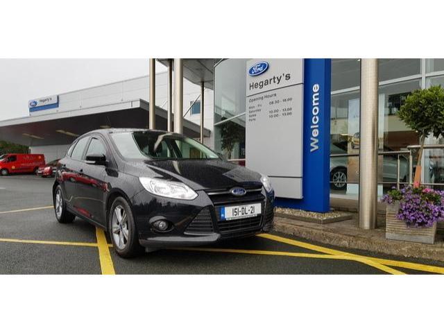 2015 Ford Focus 1.6 TDCI EDITION 95PS