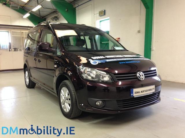 2012 Volkswagen Caddy Maxi Disabled Driver Internal Transfer