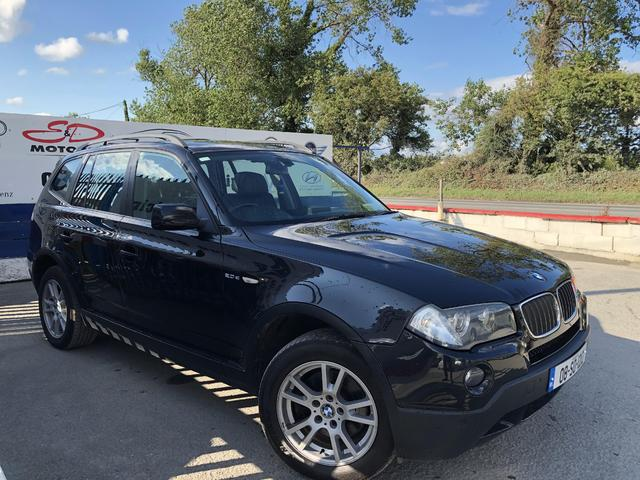 2008 Bmw X3 2 0d Se Price 5 950 2 0 Diesel For Sale In Dublin On