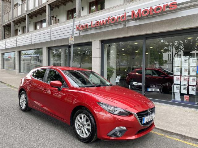 2015 Mazda Mazda3 DEPOSIT TAKEN-2.0 SKYACTIV-G 120PS SE-L NAV