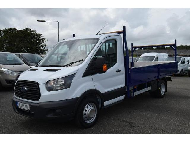 Transit Dropside Dimensions >> 2018 (182) Ford Transit PickUP Twin Dropside Body LWB, Price: €POA 2.0 Diesel for sale in Kerry ...