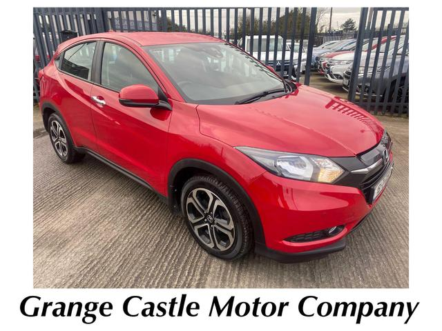 2016 Honda HR-V 1.6 I-DTEC SE 200-TAX