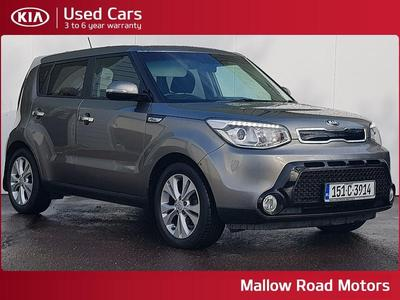 Photos of 2015 Kia SOUL 1.6L Manual
