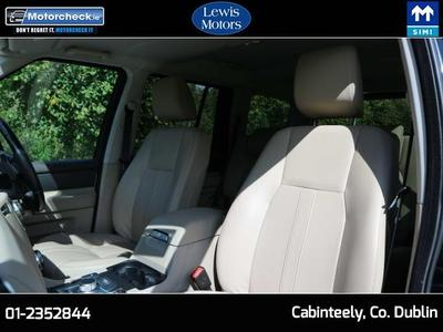 Image 15 for Land Rover Discovery 5 SEAT UTILITY, FULL LAND ROVER SERVICE HISTORY, PRICE PLUS VAT **FINANCE AVAILABLE**