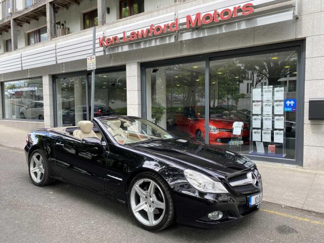 2010 Mercedes-Benz SL Class SOLD-350 AUTO