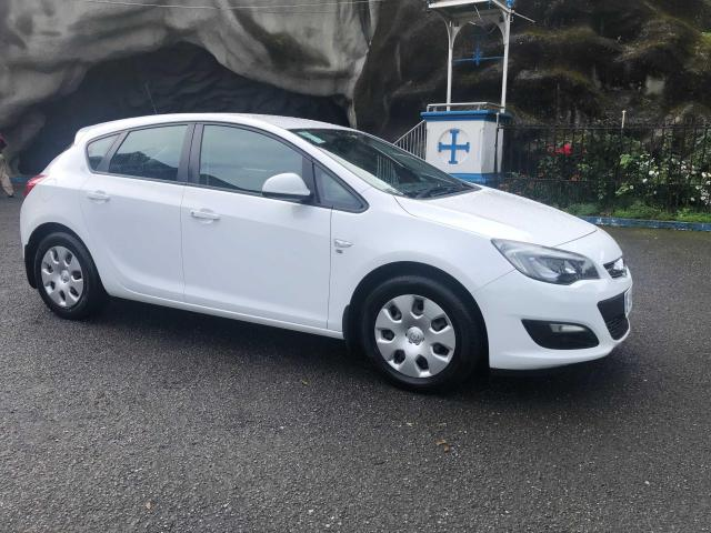 2013 Opel Astra 1.7 CDTI 110PS S/S S