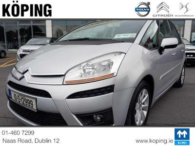 Photos of 2010 Citroen C4 Picasso CITROEN C4 PICASSO 1.6L Automatic