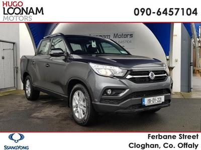 Photos of 2019 Ssangyong MUSSO 2.2L Automatic