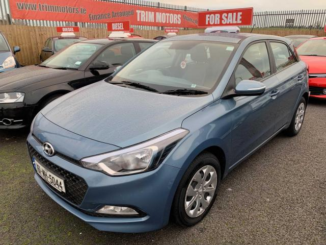 2016 Hyundai i20 1.2 S AIR 75PS