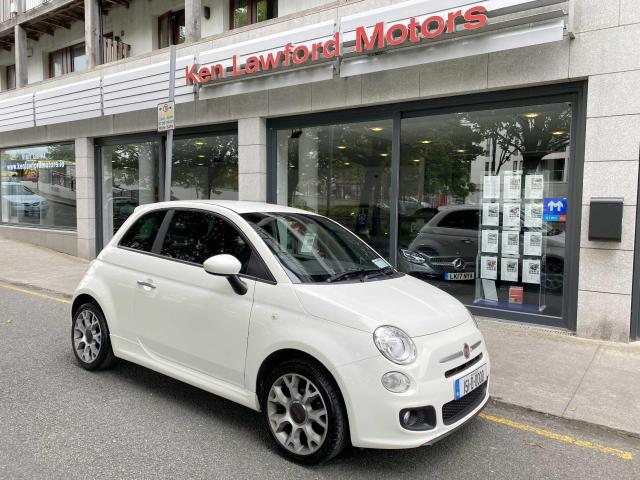 2015 Fiat 500 SOLD-1.2 S