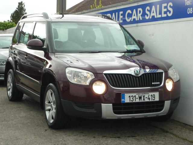 2013 Skoda Yeti 1.6 Diesel