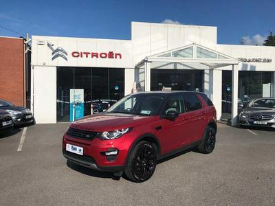 Photos of 2018 Land Rover DISCOVERY SPORT 2.0L Manual