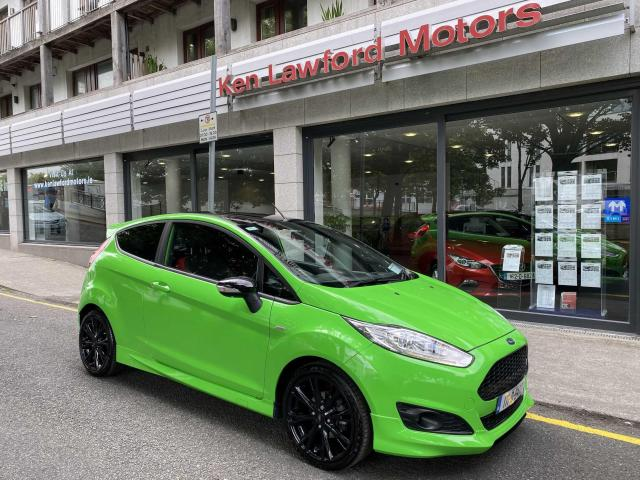 2017 Ford Fiesta DEPOSIT TAKEN-ST-Line Red Edition 1.0T EcoBoost 140PS