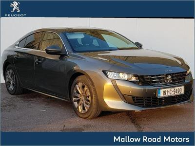Photos of 2019 Peugeot 508 1.5L Manual
