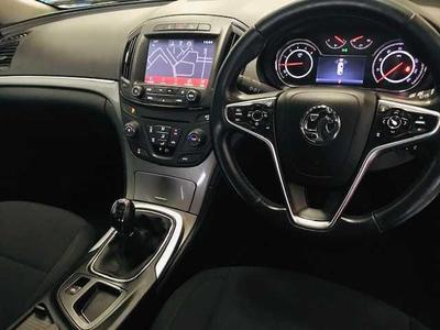 Image 16 for Opel Insignia 2.0 CDTi E/F DESIGN*SAT NAV*ESTATE