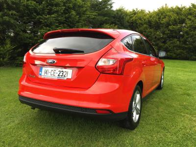 Image 8 for Ford Focus 1.6 TDCI Zetec ECO S/S 113BHP 5DR