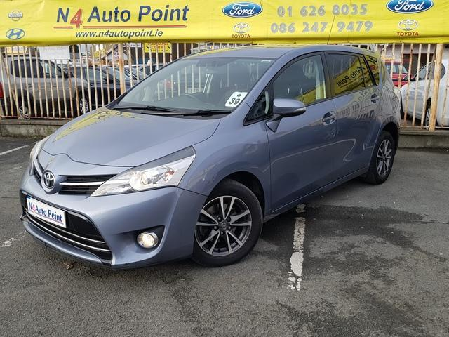 2014 Toyota Verso 20 D 4d Icon Price 16950 20 Diesel For Sale