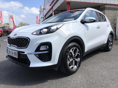 Photos of 2020 Kia SPORTAGE 1.6L Manual
