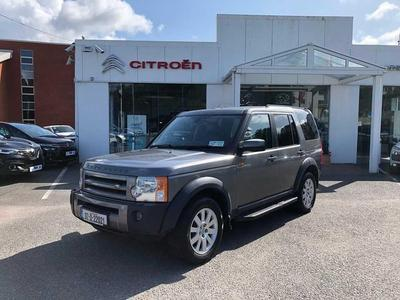 Photos of 2007 Land Rover DISCOVERY 2.7L Manual