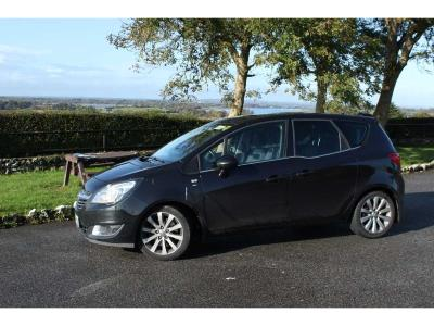 Image 3 for Opel Meriva Wheelchair Accessible