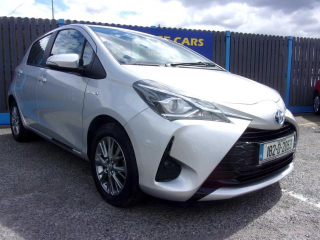 2018 Toyota Yaris Aura Hybrid Automatic