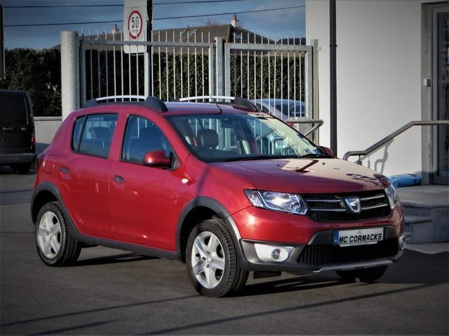 2013 Dacia Sandero 09 Tce 90 Stepway Laureate Price 9950 Petrol