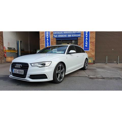 2014 Audi A6 *SOLD* 2.0 TDI S LINE MULTITRONIC AVANT 177PS