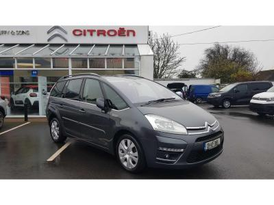 Photos of 2013 Citroen GRAND C4 PICASSO 1.6L Manual